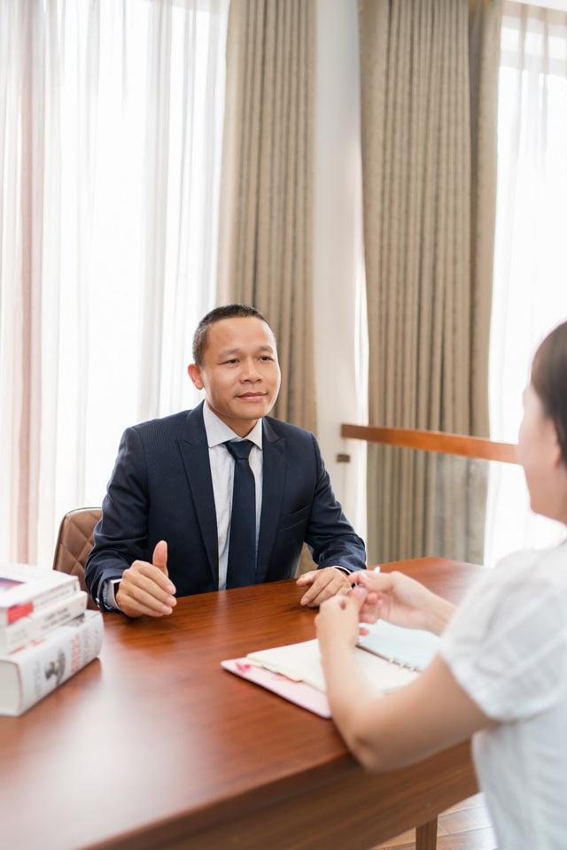 CEO Kingsport: Năm 2020 chìa khóa thành công của doanh nghiệp là tri thức - Ảnh 1.