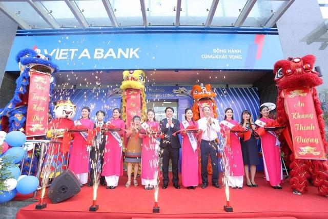 VietABank hoàn thành chỉ tiêu và vượt kế hoạch 2019 - Ảnh 1.