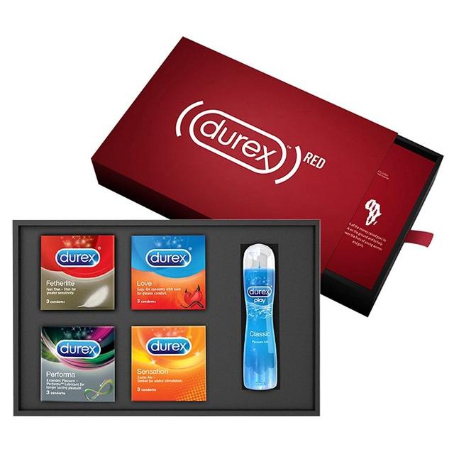 Durex triển khai chiến dịch (DUREX)RED góp phần đẩy lùi HIV/AIDS - Ảnh 1.