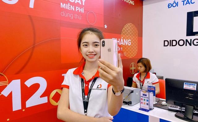 Bảng giá iPhone ngày 3/1/2020, iPhone Xs Max giá dưới 15 triệu đồng - Ảnh 1.