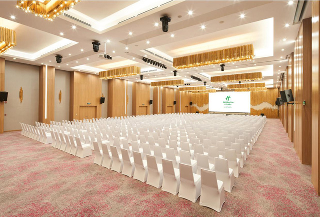 Holiday Inn & Suites Saigon Airport góp phần hiện thực hóa tiềm năng trở thành trung tâm Mice quốc tế của Thành phố Hồ Chí Minh - Ảnh 1.