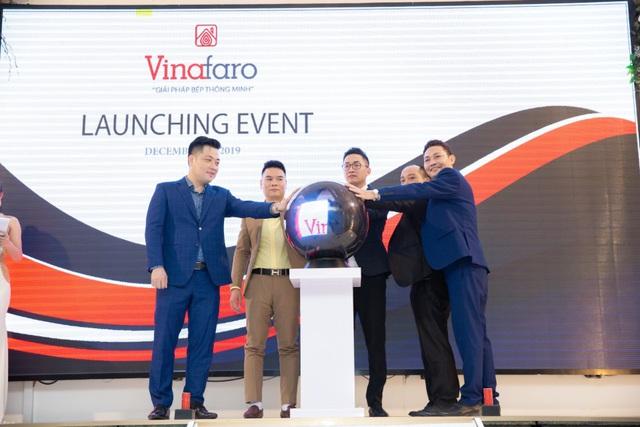 Vinafaro ra mắt 2 dòng sản phẩm bếp Libra và Virgo - Ảnh 2.