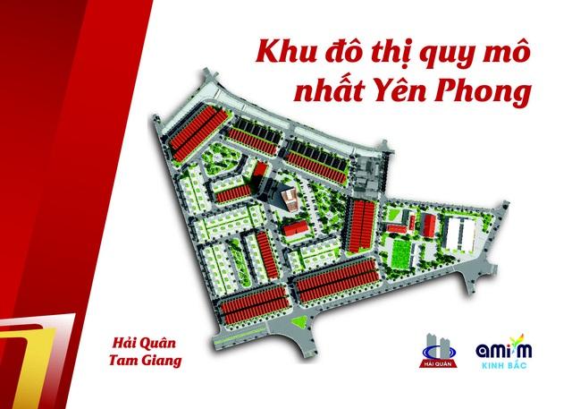 Bất động sản Yên Phong nhìn từ sức hút vị trí gần sát khu công nghiệp - Ảnh 1.
