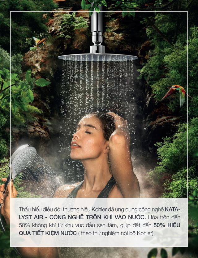Gợi ý cho bạn cách tiết kiệm nước tại gia đình - Ảnh 5.