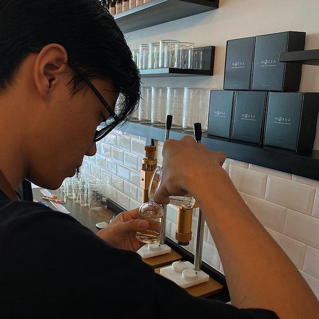 Morra từng bước khẳng định thương hiệu nước hoa của người Việt - Ảnh 2.