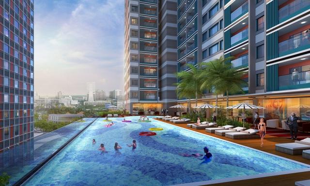 Grand Center Quy Nhon thu hút khách hàng và nhà đầu tư - Ảnh 1.