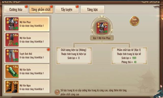 5 bí kíp game thủ Kiếm Ca VNG cần biết để tối ưu lực chiến - Ảnh 4.