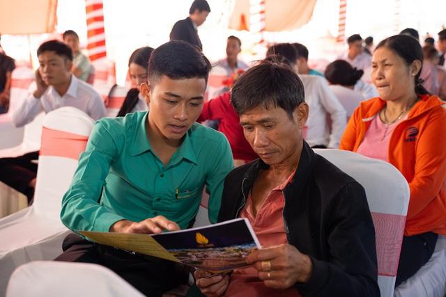 Chen chân giành suất mua đất nền thương mại Lộc Phát - Ảnh 4.