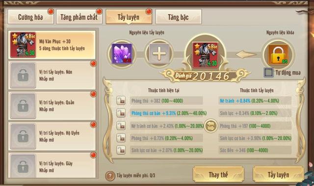 5 bí kíp game thủ Kiếm Ca VNG cần biết để tối ưu lực chiến - Ảnh 5.