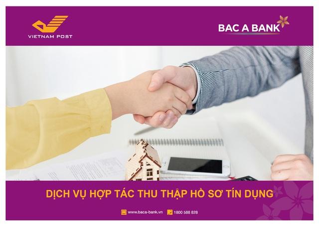 BAC A BANK - VNPOST: Mô hình ngân hàng tại chỗ mang đến trải nghiệm mới - Ảnh 1.