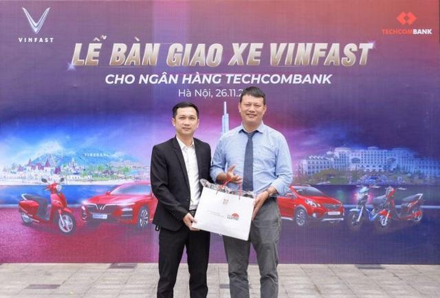 Sở hữu xe VinFast dễ dàng hơn với (sự trợ giúp của) Techcombank - Ảnh 1.