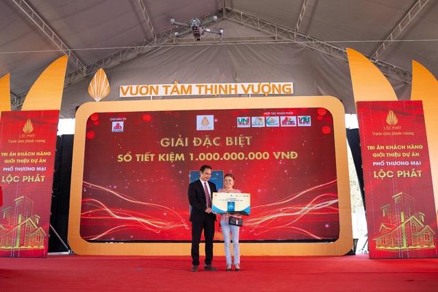 Phố thương mại Lộc Phát chinh phục khách hàng - Ảnh 3.