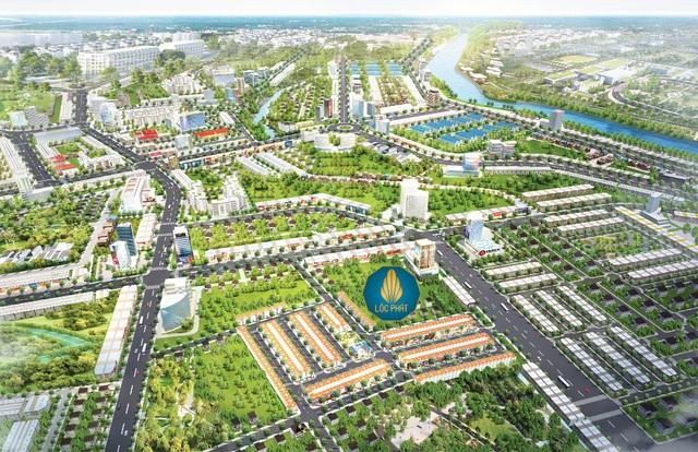 Phố thương mại Lộc Phát chinh phục khách hàng - Ảnh 6.