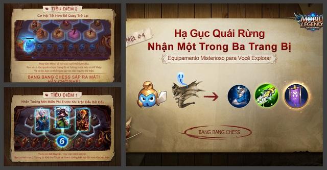 Mobile Legends: Bang Bang hé lộ chế độ chơi mới – Bang Bang Chess - Ảnh 2.
