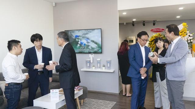 Thương hiệu lọc nước Mitsubishi Chemical Cleansui khai trương Premium Showroom tại thành phố Hồ Chí Minh - Ảnh 1.