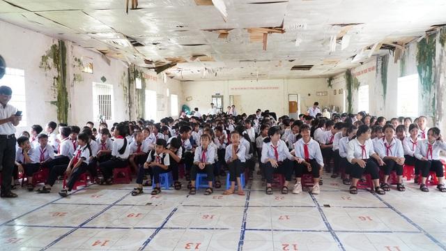 Khải Hoàn Land mang Trung thu ấm áp đến với vùng cao Đa Mi, Bình Thuận - Ảnh 1.