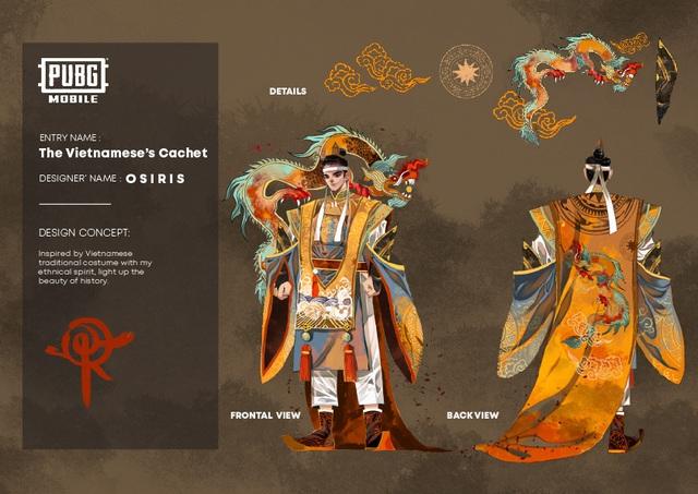 Mắt tròn mắt dẹt với những thiết kế trang phục đỉnh cao từ các game thủ PUBG Mobile, Quỳnh Aka nhanh chóng lọt vào top 5 - Ảnh 3.