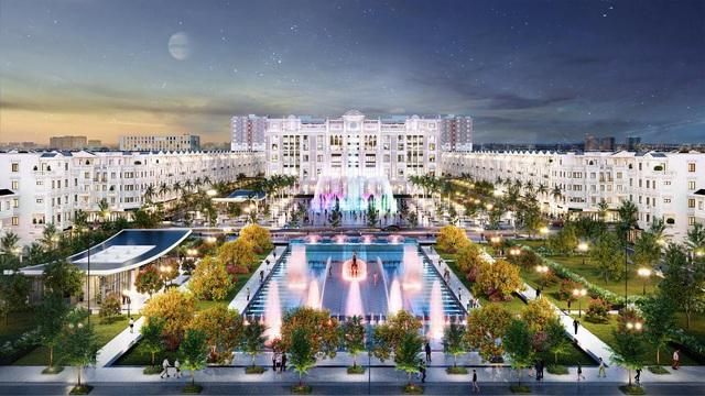 CityLand khởi công trung tâm thương mại quy mô 13.000 m2 - Ảnh 1.