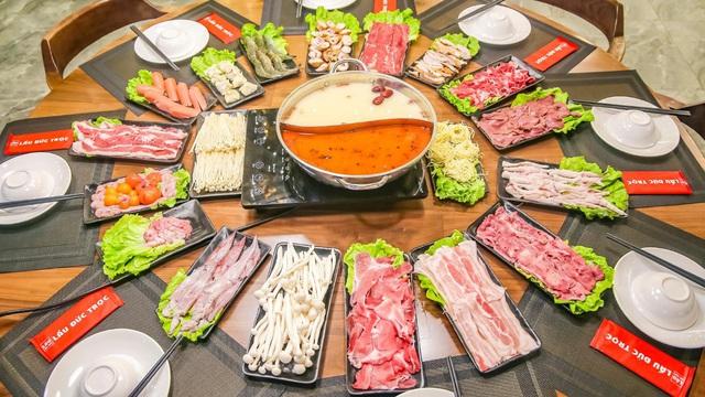 Lẩu Đài Loan - Món lẩu ngon nhiều lợi ích bạn đã từng thử? - Ảnh 4.