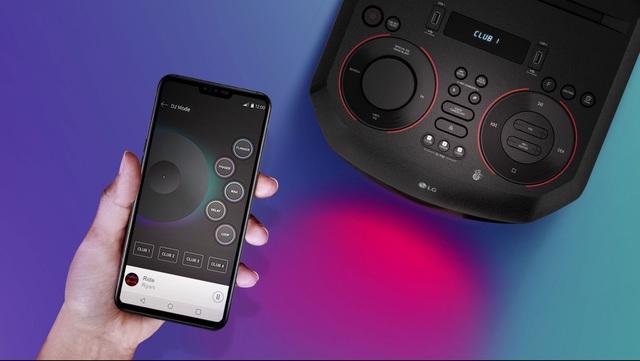 """Loa LG Xboom 2020 – """"Sứ giả"""" kết nối mọi người trong bữa tiệc - Ảnh 4."""
