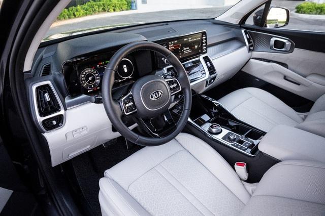 Kia Sorento 2021 - SUV 7 chỗ đa dạng phiên bản cho khách hàng Việt - Ảnh 5.