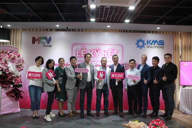 MCV Group hợp tác với KMS Solutions chuẩn bị ra mắt ứng dụng đặc biệt - Ảnh 3.