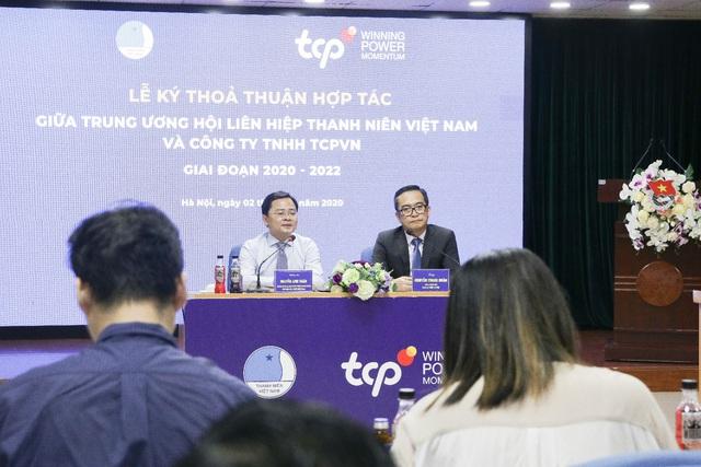 Trung ương Hội LHTN Việt Nam và Công ty TNHH TCPVN ký thỏa thuận hợp tác - Ảnh 2.