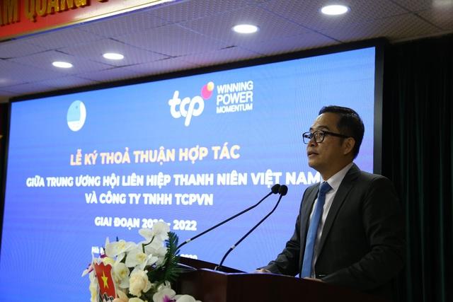 Trung ương Hội LHTN Việt Nam và Công ty TNHH TCPVN ký thỏa thuận hợp tác - Ảnh 3.