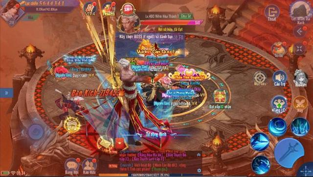 Nghịch Thiên Kiếm Thế truy tìm chủ nhân của Tuyệt Thế Hạo Kiếm - Ảnh 9.