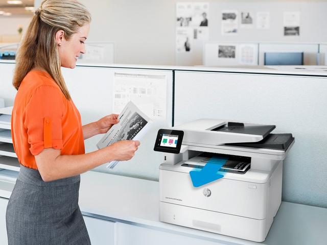 HP LaserJet Pro M400 – Lựa chọn in ấn tối ưu dành cho doanh nghiệp - Ảnh 2.