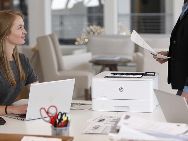 HP LaserJet Pro M400 – Lựa chọn in ấn tối ưu dành cho doanh nghiệp - Ảnh 3.