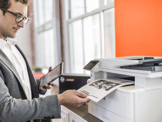 HP LaserJet Pro M400 – Lựa chọn in ấn tối ưu dành cho doanh nghiệp - Ảnh 4.