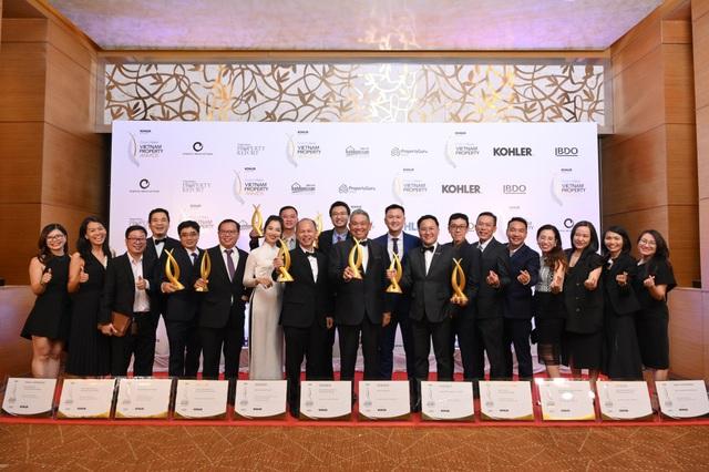 """Gamuda Land Việt Nam giành giải thưởng """"Best Developer"""" tại Vietnam Property Awards 2020 - Ảnh 2."""