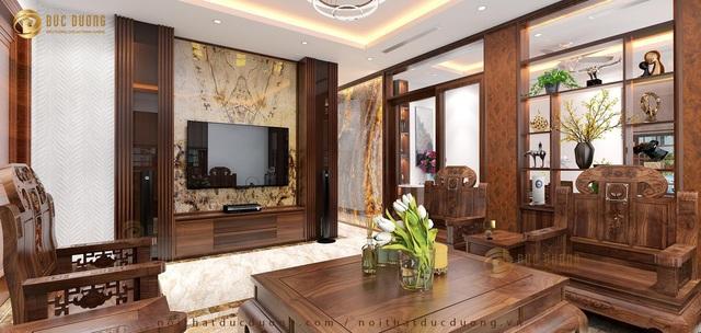 Nội thất Đức Dương: Bắt kịp xu hướng thiết kế nội thất truyền cảm hứng - Ảnh 1.