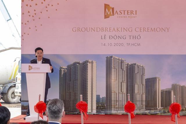 DELTA Group động thổ khởi công dự án Masteri Centre Point - Ảnh 2.