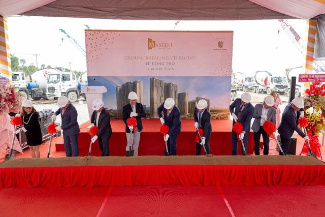 DELTA Group động thổ khởi công dự án Masteri Centre Point - Ảnh 3.