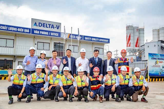 DELTA Group động thổ khởi công dự án Masteri Centre Point - Ảnh 4.