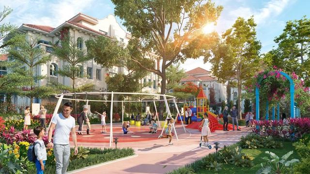 """6 công viên của Sun Grand City Feria: Tiện ích """"vàng"""" cho sức khỏe - Ảnh 1."""