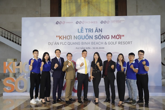 FLC Quảng Bình – Sức hút của giai đoạn phát triển mới - Ảnh 1.