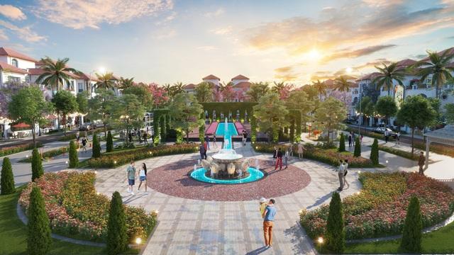 """6 công viên của Sun Grand City Feria: Tiện ích """"vàng"""" cho sức khỏe - Ảnh 2."""