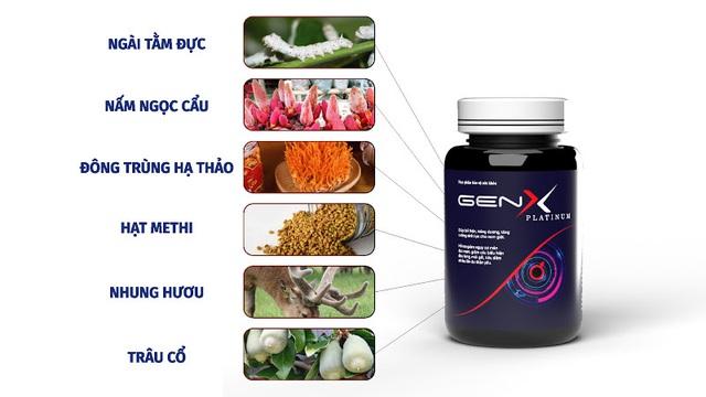 Gen X Platinum có thực sự tốt cho sinh lý nam giới - Ảnh 2.
