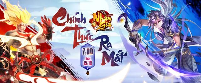 Đã chán game Tam Quốc hãy tải ngay game Nhẫn Giả Mobile - game chiến thuật Nhật SSS - Ảnh 2.