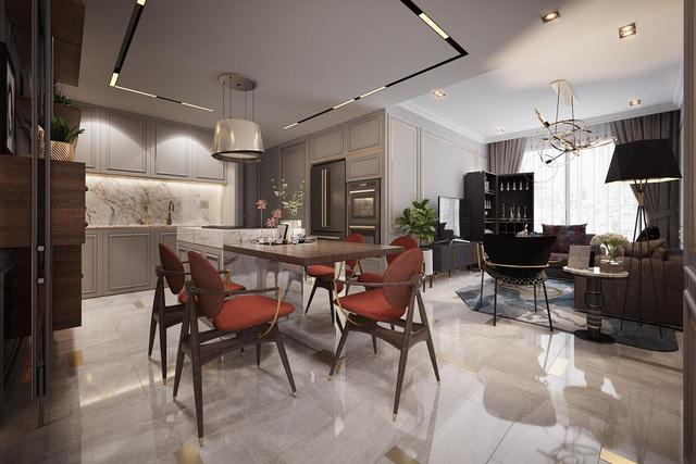 """Từ 480 triệu, rộng cửa sở hữu căn hộ """"resort"""" tại Bình Dương - Ảnh 1."""