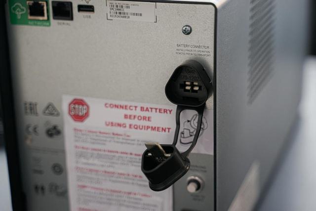 Trải nghiệm APC Smart-UPS SMC1000IC: Bộ lưu điện kết nối đám mây giúp theo dõi UPS từ xa, mọi lúc mọi nơi, trên mọi thiết bị - Ảnh 3.