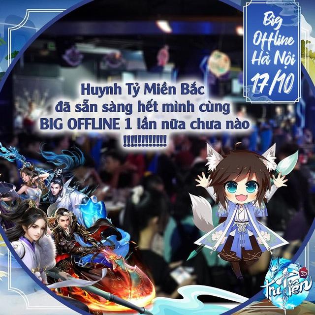 17/10 game thủ làm gì? Chờ gì mà không đến offline Tru Tiên 3D cùng nam ca sĩ Quân AP! - Ảnh 3.