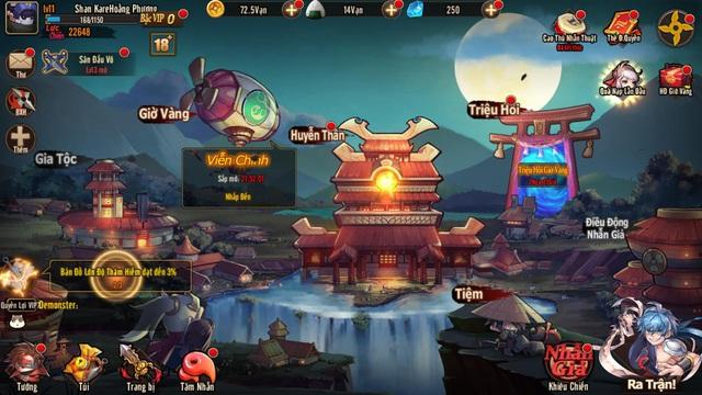 Đã chán game Tam Quốc hãy tải ngay game Nhẫn Giả Mobile - game chiến thuật Nhật SSS - Ảnh 3.