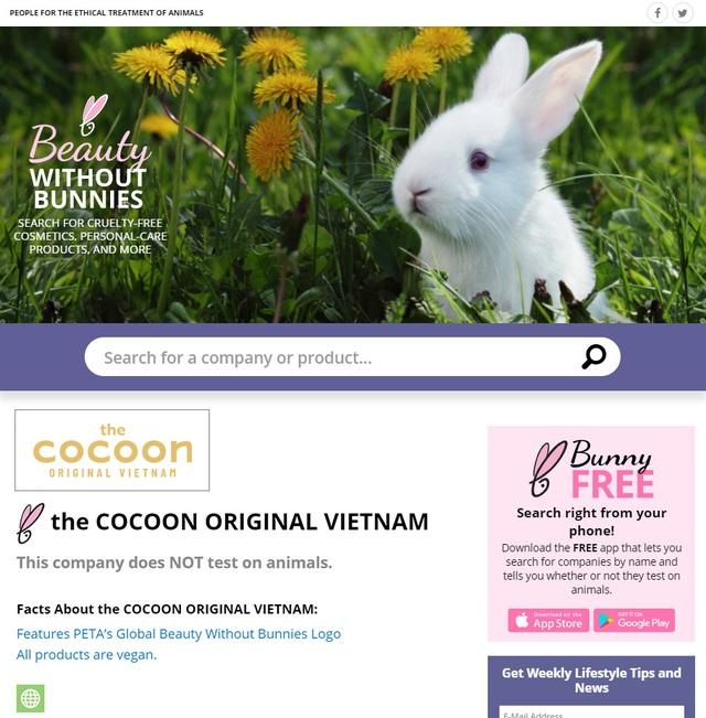 Cocoon – Tiên phong xu hướng mỹ phẩm thuần chay tại Việt Nam - Ảnh 2.