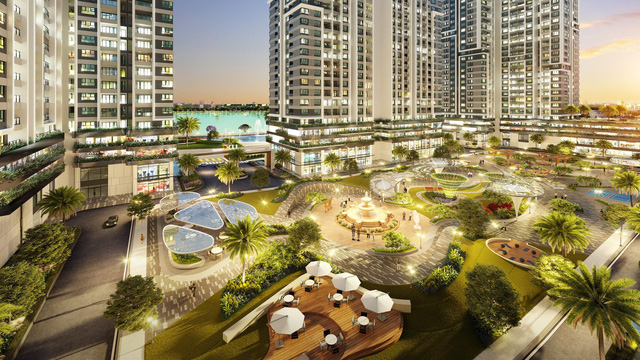 Giới đầu tư đua nhau về cửa ngõ Đông Sài Gòn đầu tư bất động sản - Ảnh 3.