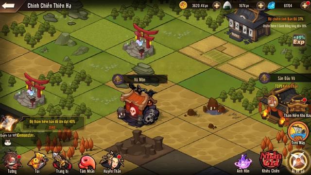 Đã chán game Tam Quốc hãy tải ngay game Nhẫn Giả Mobile - game chiến thuật Nhật SSS - Ảnh 6.