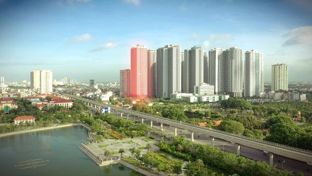Tây Hà Nội: Thiếu hụt nguồn cung căn hộ cao cấp giá mềm - Ảnh 1.